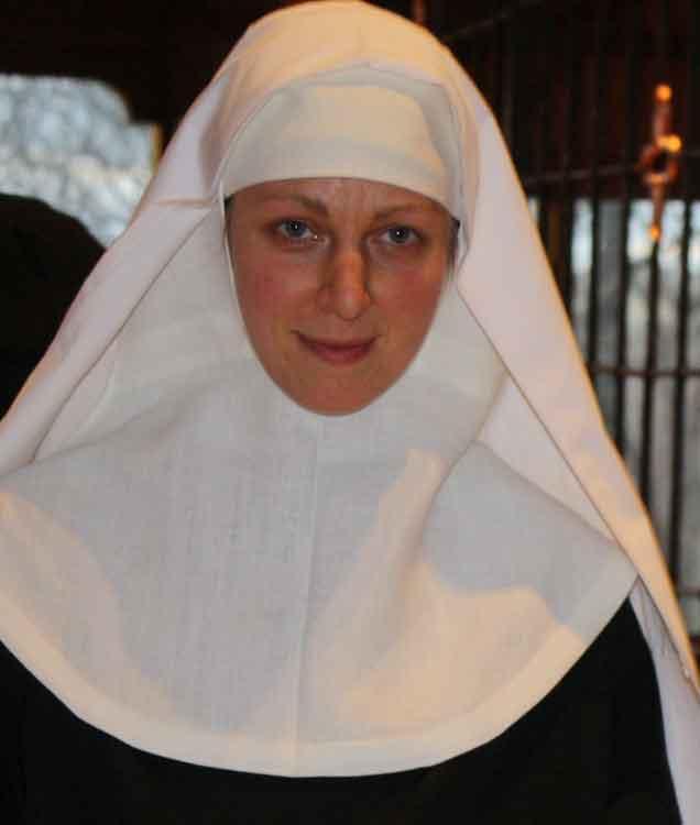 Abbey Of Regina Laudis Sister Jeanne Paul Ceremonies
