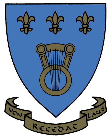 The Crest of Regina Laudis